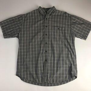 Eddie Bauer Men's Medium Button-Down Shirt